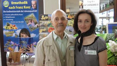 Willy Fiebiger (98 ani) si Mihaela Walter (46 ani)