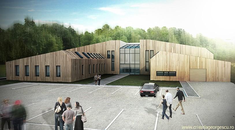 Clinica din Suncuius, judetul Bihor (Proiect)