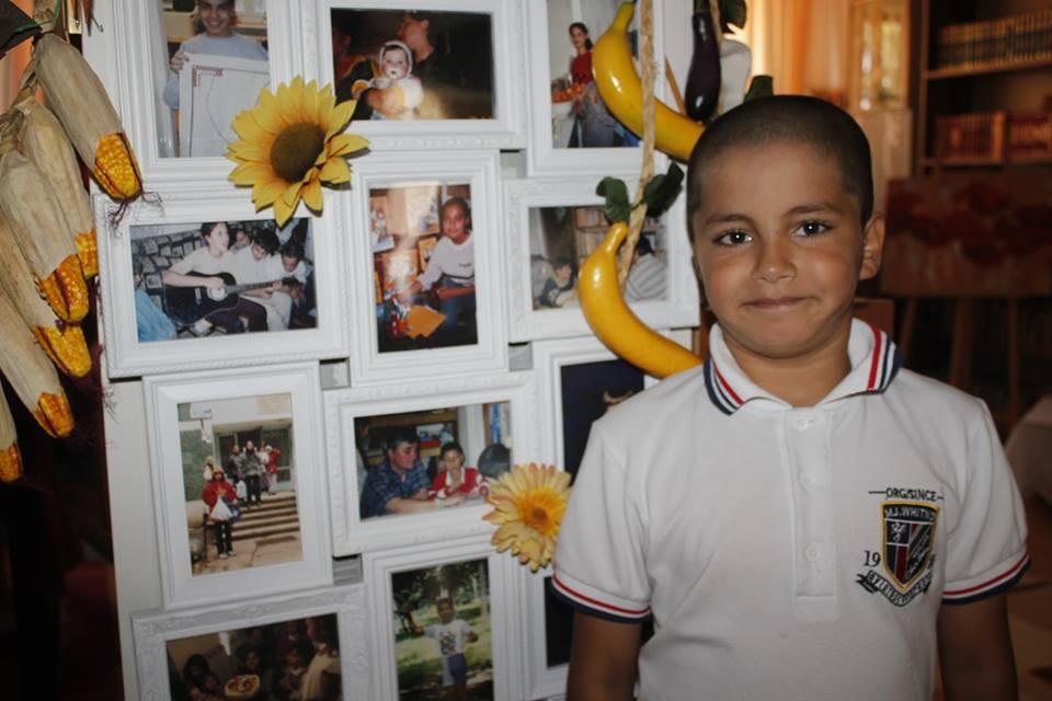 Daniel, 9 ani