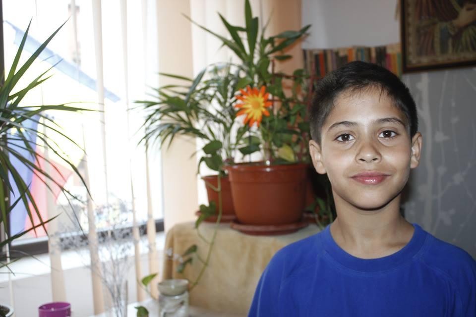 ilie adrian - 11 ani