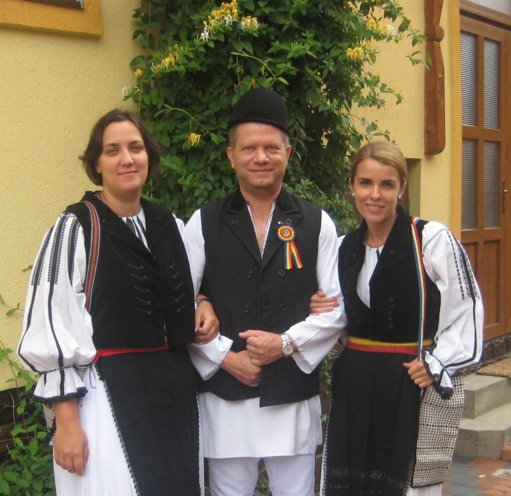 Tabara editia 2014 - Sarbatoarea Portului Popular (cu Magda si Cristi Dragan)