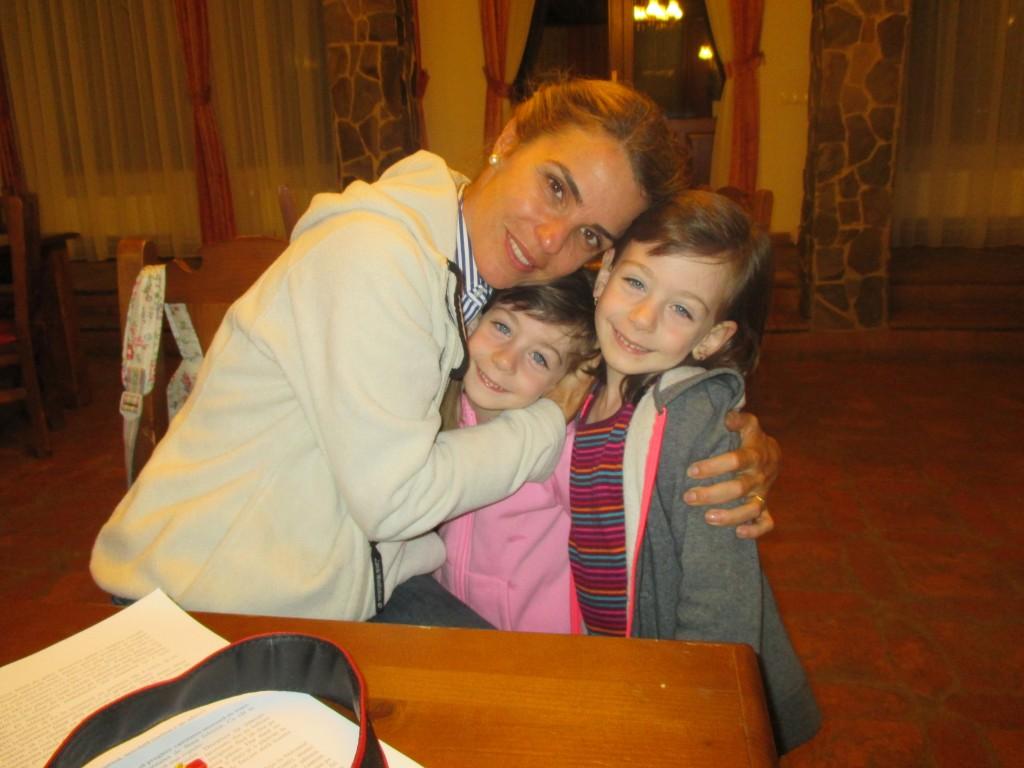 Daria si Ilinca, doi dintre ingerii editiei 2014