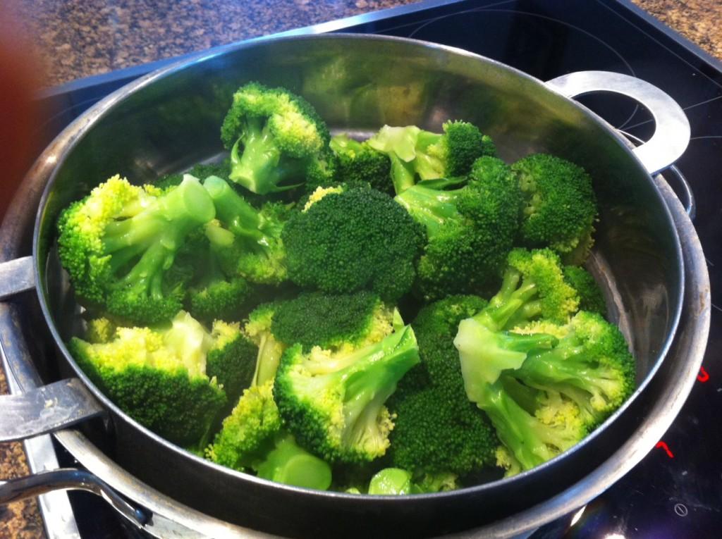 Broccoli la aburit