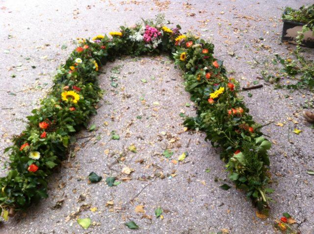 Poarta de flori - Cristela GEORGESCU, 2018